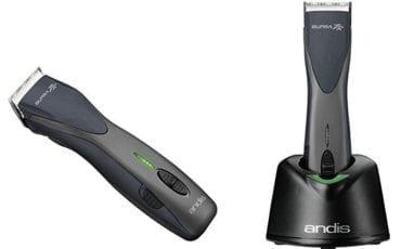 Andis Supra ZR Cordless Ion Clipper