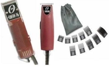 Oster Classic 76 Hair Clipper & Fast Feed & T-Finisher