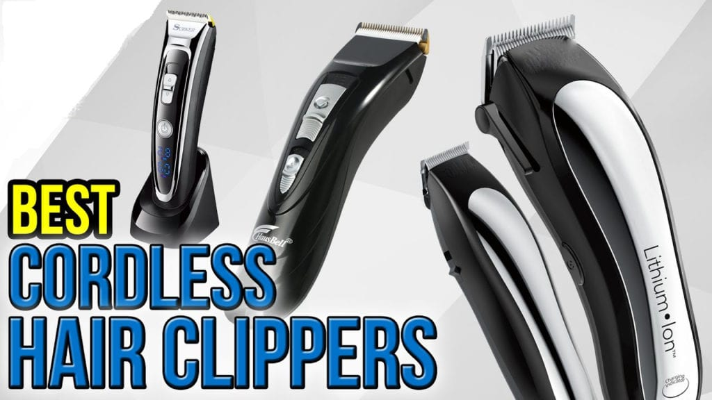 10 best cordless hair clippers reviews buyers guide 2018 cordless hair clipper reviews solutioingenieria Choice Image