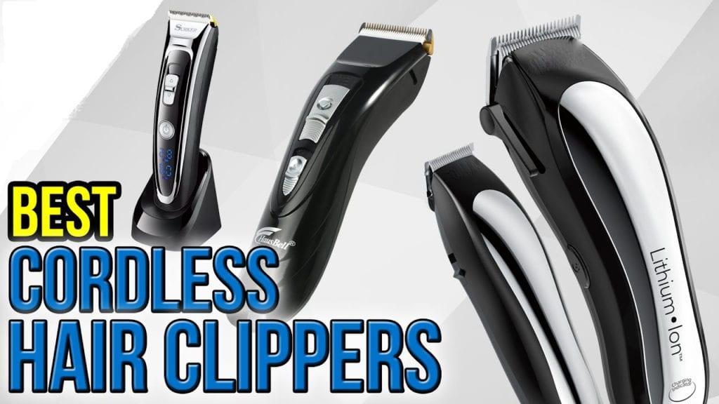 cordless hair clipper reviews