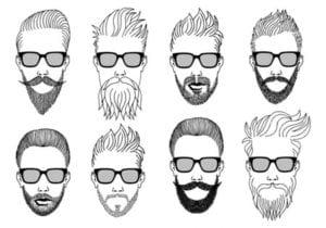 be stylish beard
