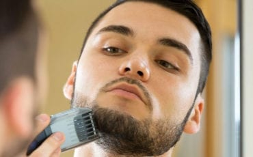 how to use stubble trimmer