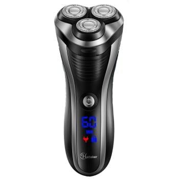 HATTEKER Electric Shaver Rotary Razor